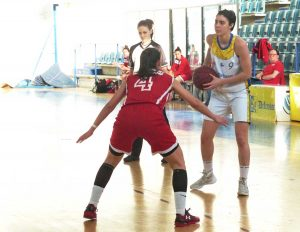 Sport - Basket - Defensor - Giulia Ciavarella