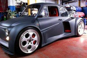 Sport - Motori - La Fiat 500 motorizzata Lamborghini