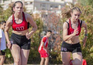Sport - Atletica Alto Lazio - Maria Friguelli e Benedetta Ercoli