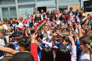 """Vignanello - """"RicostruiAmo"""" - L'inaugurazione dell'asilo di San Severino Marche"""