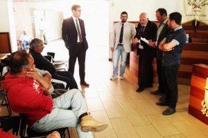 Montalto di Castro - L'incontro con i pescatori