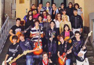 "Viterbo - L'ensemble ""Juvenilis harmonia"" del liceo musicale ""S. Rosa"""