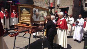 Bomarzo - I festeggiamenti per Sant'Anselmo