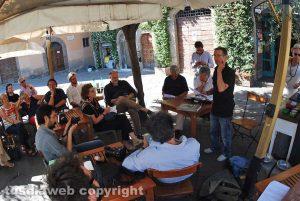 """Viterbo - Open day master """"Narratori di comunità"""""""
