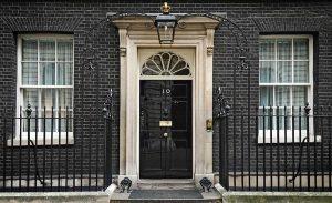 Londra - 10 Downing Street, residenza del primo ministro