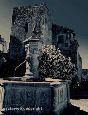 Gallese - Il castello ducale