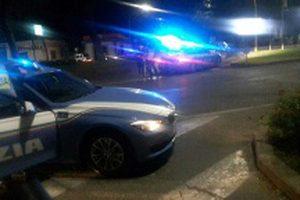 Viterbo - I controlli della polizia stradale