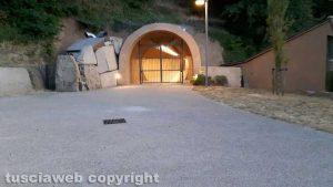 Viterbo - Ascensore Valle Faul - Piazza San Lorenzo
