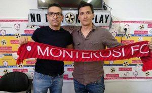 Sport - Calcio - Monterosi Fc - Brunelli e Donninelli