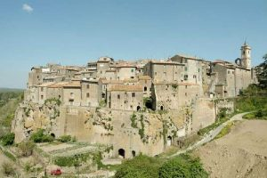 Centro storico di Farnese