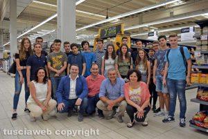 Confcooperative Lazio Nord - alternanza scuola lavoro
