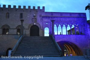 Viterbo - Il palazzo Papale