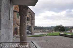 Tuscania - Il teatro Rivellino