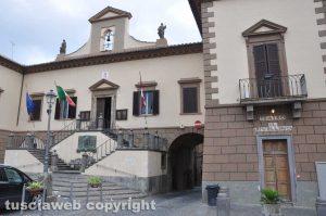 Tuscania - Il comune