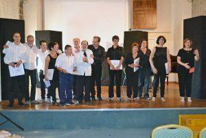 Il concerto della Schola Incantorum