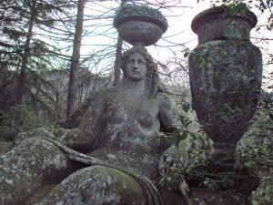Il sacro bosco di Bomarzo