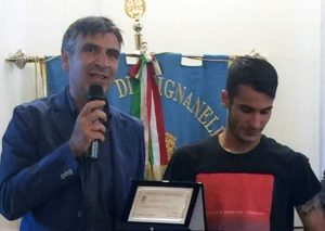 Premiata la Polisportiva Monti Cimini
