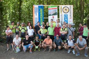 Sport - Mountain bike - La gara di Montefogliano