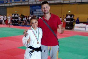 Sport - Judo - Valeria Uras