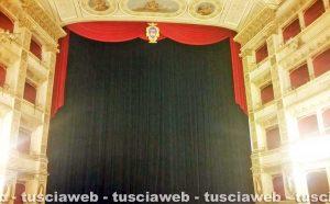 Viterbo - Teatro Unione, finiti i lavori