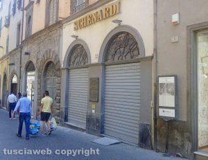 Viterbo - Schenardi chiuso