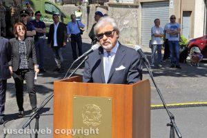 Viterbo celebra la Festa della Repubblica - Il prefetto D'Angelo