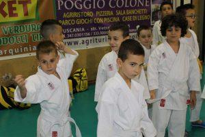 Sport - Karate - Il saggio di fine anno a Tuscania