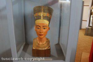Montalto di Castro - La mostra Egizi Etruschi