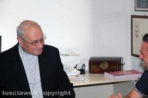 Tusciaweb Academy - Il vescovo Lino Fumagalli