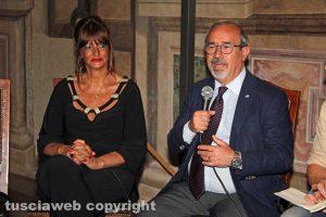 Silvia Somigli e Carmelo Barbagallo