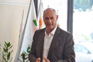 Il presidente Mauro Mazzola