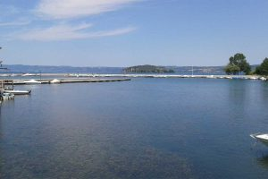 Marta - Il porto senza imbarcazioni