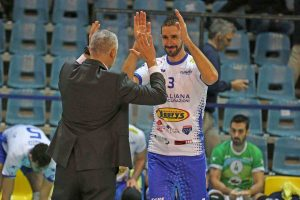 Sport - Pallavolo - Tuscania volley - Lorenzo Calonico
