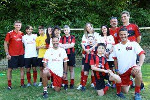 Sport - Calcio - Special soccer camp a San Martino al Cimino