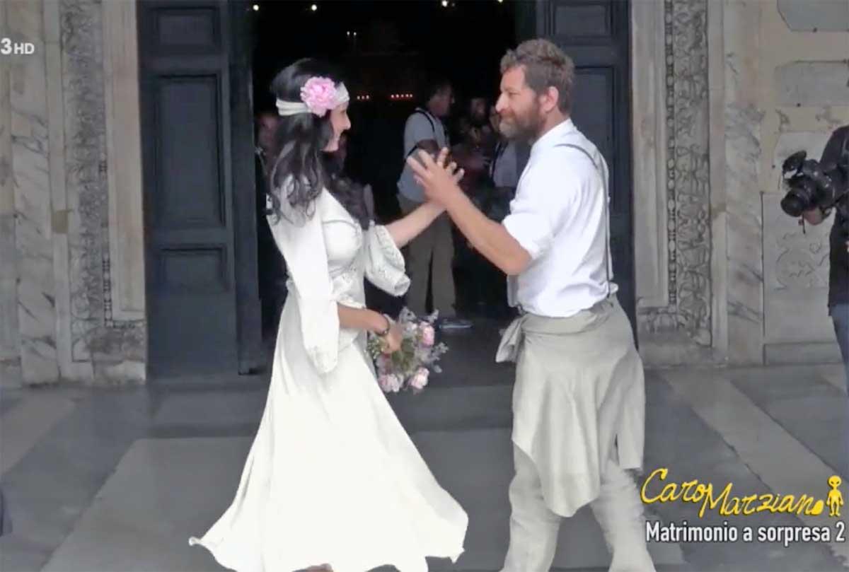 Super Matrimonio a sorpresa per Davide Dormino - Tusciaweb.eu SK97