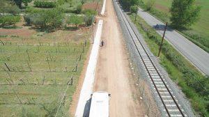 La ferrovia a Civita Castellana