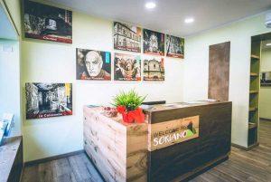 Soriano nel Cimino - Il nuovo ufficio turistico