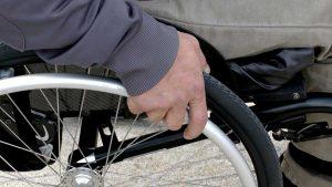 Disabili - Sedia a Rotelle