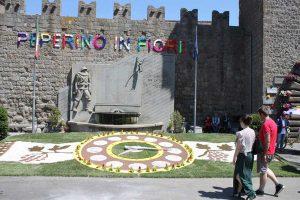"""Vitorchiano - L'edizione 2017 di """"Peperino in Fiore"""""""