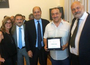 Vitorchiano - Annalisa Creta, Enrico Panunzi, Nizola Zingaretti, Ruggero Grassotti, Riccardo Valentini