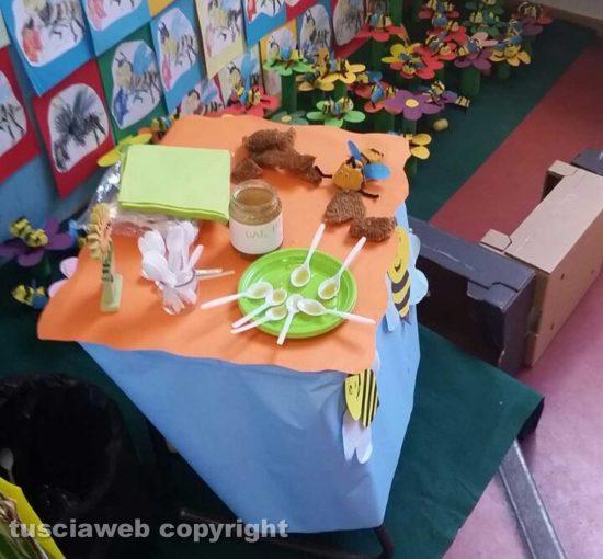 Viterbo - La scuola dell'infanzia dell'Ellera