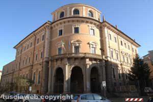 Viterbo - Il liceo Mariano Buratti