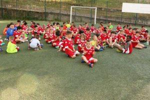 Sport - Calcio - i giovani atleti del Tc Fogliano 2000