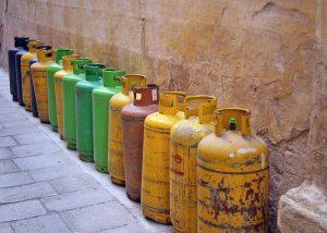Bombole del gas