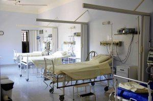L'interno di un ospedale