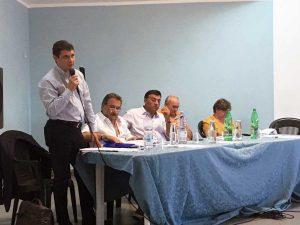 Ischia di Castro - Mazzoli all'assemblea sulla geotermia