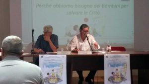 Città dei Bambini, Vasanello al convegno regionale