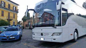 Controlli sui bus delle gite scolastiche