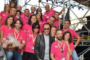 Soriano nel Cimino - Il comitato festeggiamenti Classe 77 e Antonello Venditti