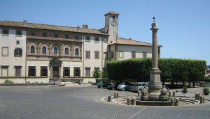 Oriolo Romano - Palazzo Altieri